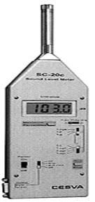 Foto de Sonómetros de precisión