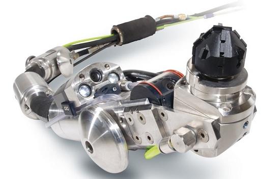 Foto de Robots de reparación y fresado