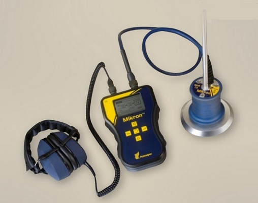 Foto de Geófonos y detectores de fugas acústicos