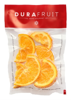 Foto de Naranjas congeladas