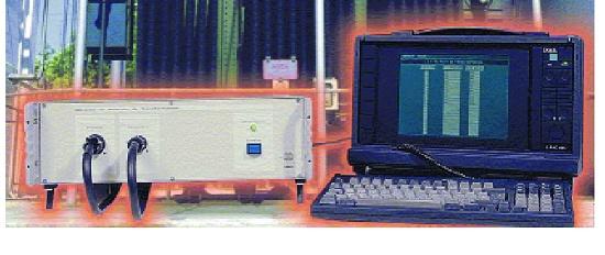 Foto de Unidad de medida para ensayos de transformadores