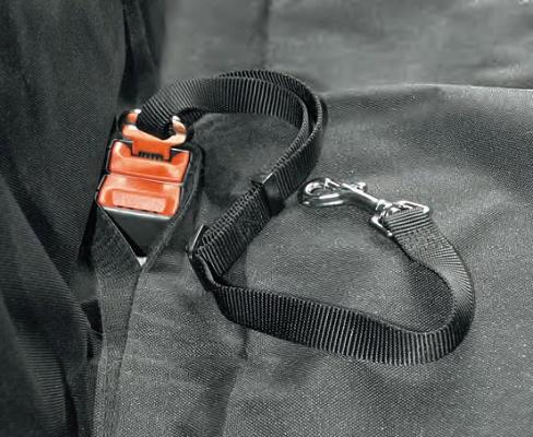 Foto de Cinturón de seguridad de coche para mascota