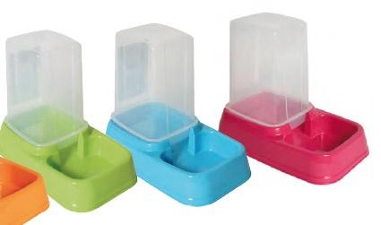 Foto de Distribuidores de alimentos de plástico