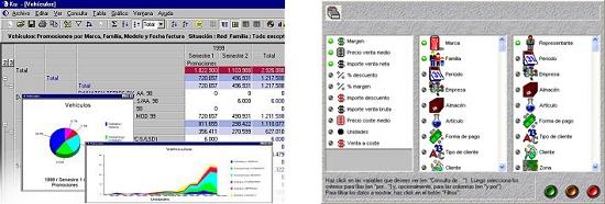Foto de DataWareHouse, consulta y análisis de datos