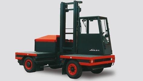 Carretillas de carga lateral linde e 35 50 600 hl obras - Carretillas de carga ...