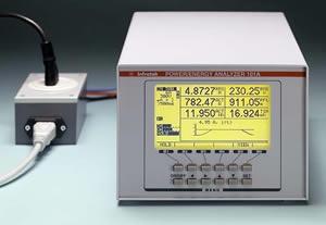 Foto de Analizadores de potencia monofásico y trifásico