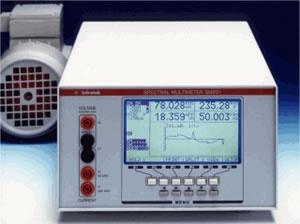 Foto de Analizadores de potencia multímetro espectral monofásico
