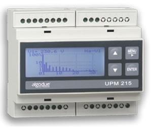 Foto de Analizadores de red eléctrica con pantalla gráfica