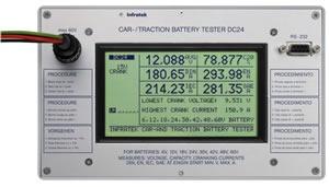 Foto de Comprobadores para baterías de tracción
