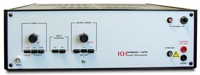 Foto de Amplificadores de banda ancha
