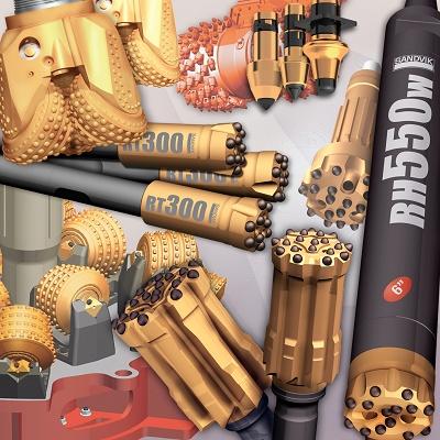 Foto de Herramientas y sistemas para minería y construcción