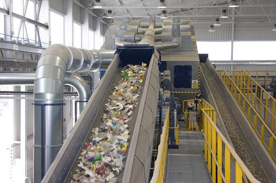 Foto de Llaves en mano de instalacionespara el tratamiento, reciclaje y valorización de residuos