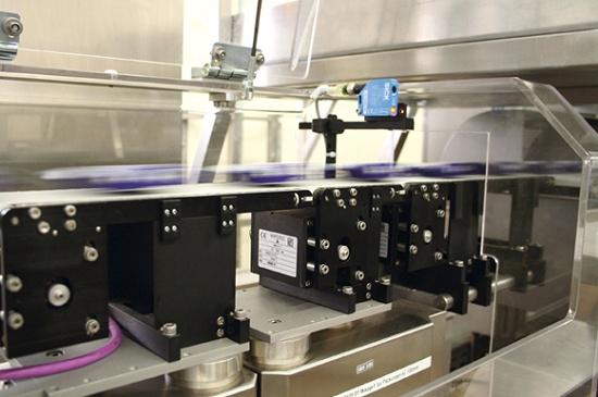 Foto de Pesadora dinámica para control de producto a altas velocidades