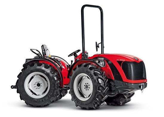Foto de Tractores de chasis articulado