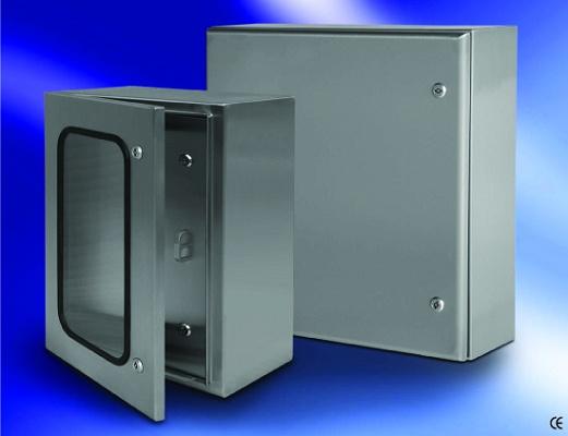Armario el ctrico delvalle aisi 304 316 metalmec nica for Precio de puertas electricas