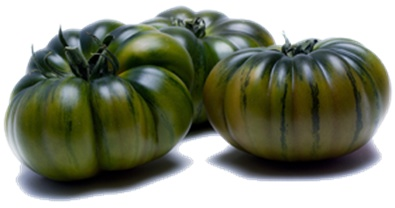 Foto de Tomates tigre