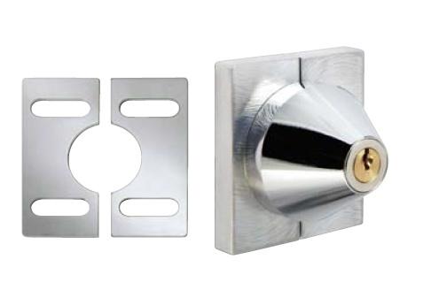 Foto de Cerraduras para puertas metálicas batientes