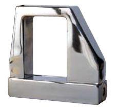 Foto de Abrazaderas para puertas metálicas ballesta