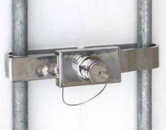 Foto de Cerraduras para puertas de camiones
