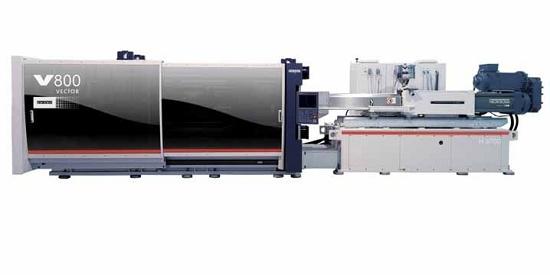 Foto de Inyectoras hidráulicas híbridas digitales