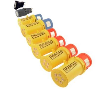 Foto de Comprobadores de tomas eléctricas