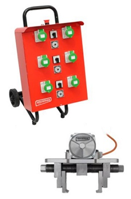 Foto de Vibradores y convertidores externos