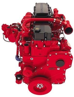 Foto de Motores para grandes vehículos