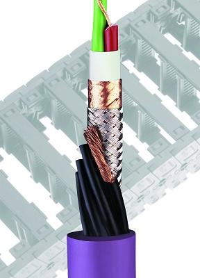 Foto de Cable para cadenas portacables
