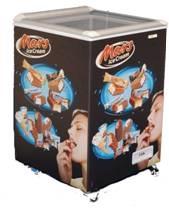 Foto de Congeladores horizontales para helados