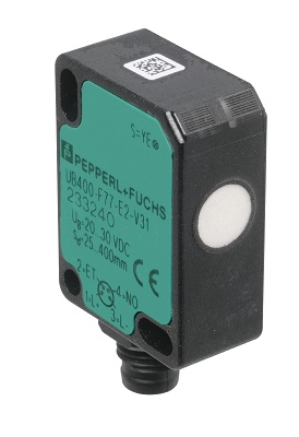 Foto de Sensores ultrasónicos en miniatura