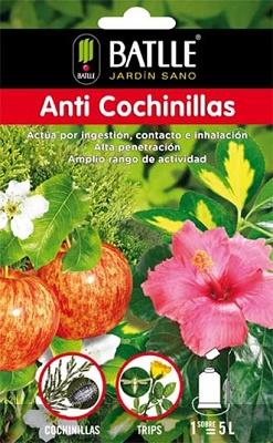 Foto de Insecticidas anti cochinillas