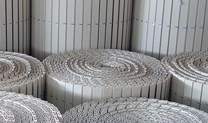 Foto de Persiana alicantina de PVC y de madera