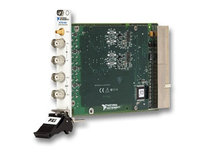 Dynamic signal analyzers National Instruments NI PXI-4461