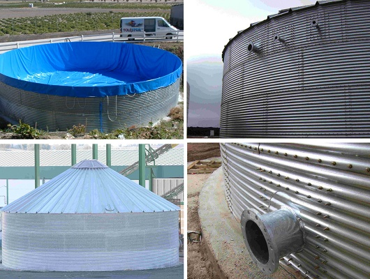 Foto de Accesorios para depósitos de agua
