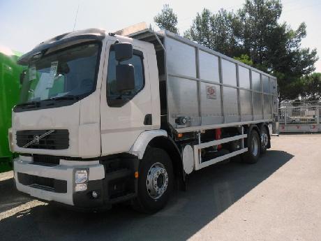 Foto de Camiones repartidores de un compartimento