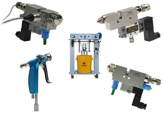 Foto de Sistemas de pulverización