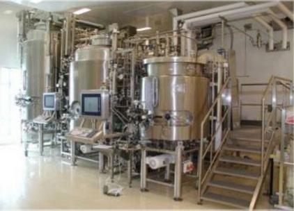 Foto de Instalaciones de fermentación y cultivo celular llave en mano