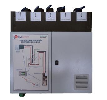Foto de Paneles de transferencia de agua