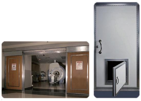 Foto de Puertas para cabinas de Faraday