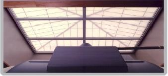 Foto de Ventanas para cabinas de Faraday