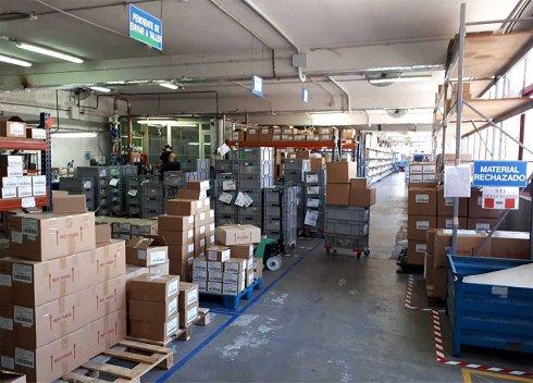 Fotografía de Nave industrial en venta  [2407]