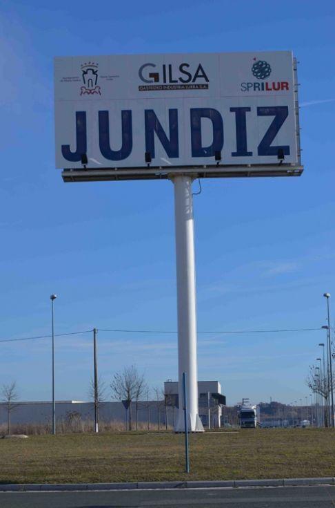 Fotografía de Parcelas grandes esquina, uso industrial Jundiz (Sector 21)