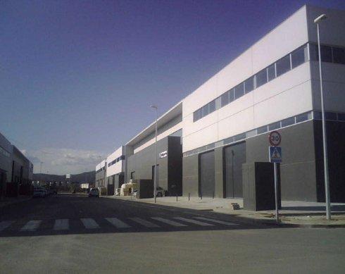 Fotografía de Nave industrial en venta  [1396]