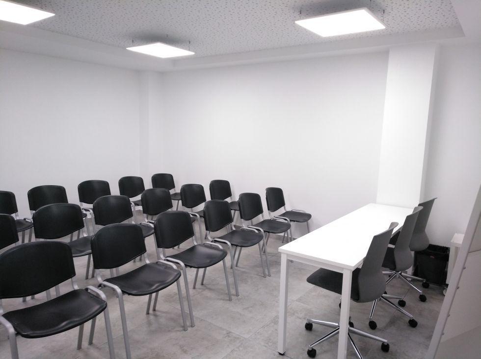 Fotografía de Alquiler Aula de Formación en Castellón