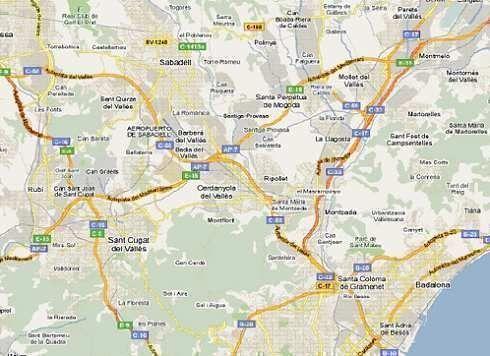 Fotografía de Naves logísticas en alquiler en Sabadell