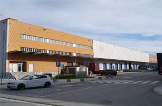 Fotografía de Nave logística en alquiler en ZAL