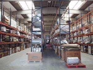 Fotografía de Nave industrial en alquiler en Barcelona