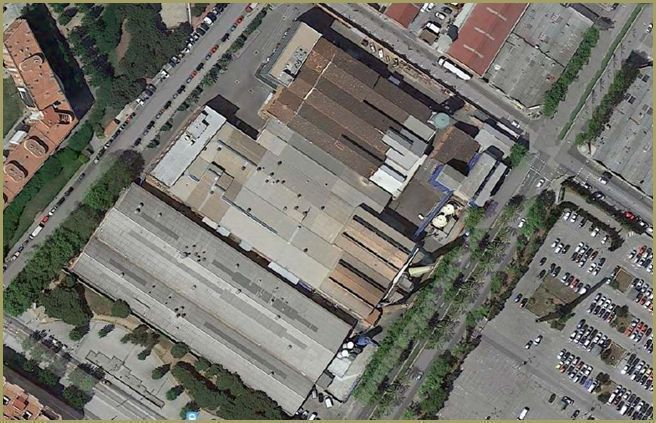 Fotografía de Solar industrial/comercial en venta en Sant Adrià de Besòs