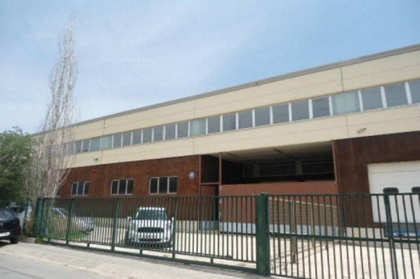 Fotografía de Nave industrial en venta en Sabadell