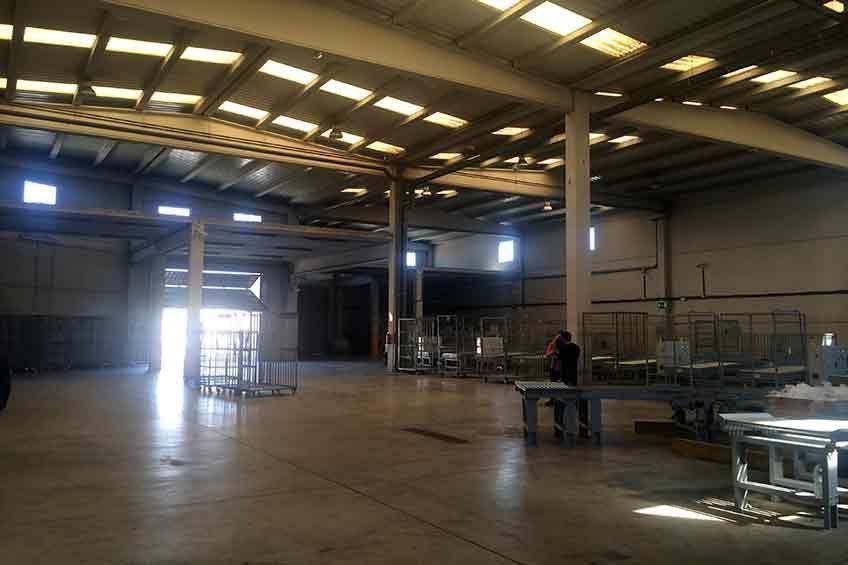 Fotografía de Nave industrial en alquiler en Barberà del Vallès